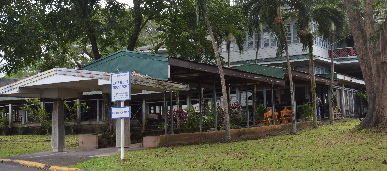 Men's Residence Hall